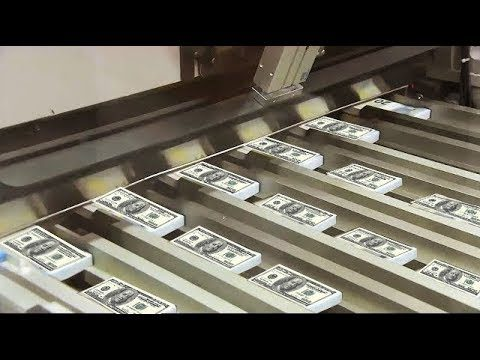 1 Hour Produces 2M dollar – Amazing Money Print Technology – 100 Dollar Note Print Process