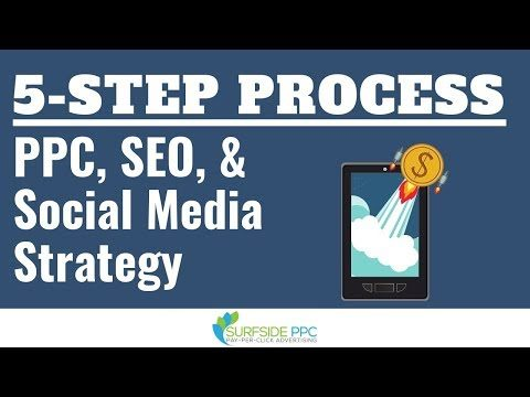 5 Step Process To Combine PPC, SEO, and Social Media Strategies – SEO & Google Ads Technique