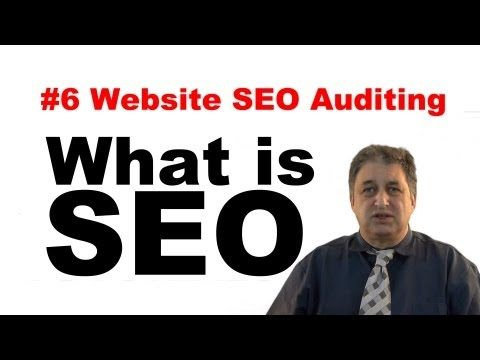 #6 SEO Tutorials for Beginners | Auditing your website