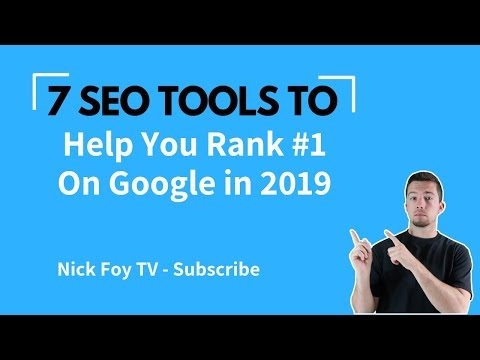 7 SEO Tools to Help Rank 1 on Google