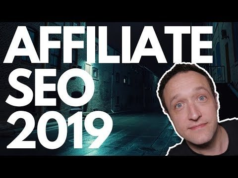 Affiliate Marketing SEO 2019 with WordPress –  5 MUST DO SEO TIPS