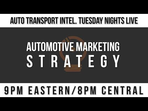 Automotive Marketing Strategy With Jason & The Ad Coach Geofencing SEO