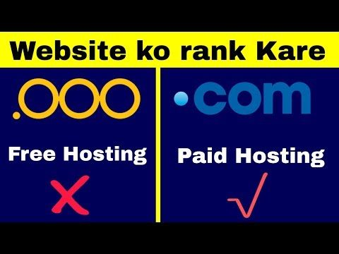 Best Domain and Hosting for website SEO ranking