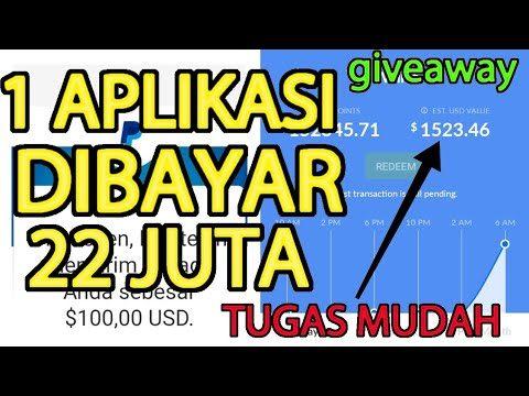 CARA SAYA MENGHASILKAN PULUHAN JUTA HANYA MODAL ANDROID   giveaway 20$