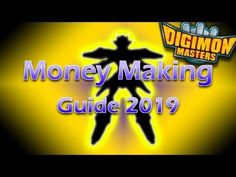 Digimon Masters Online – Money Making Guide 2019 – DMO
