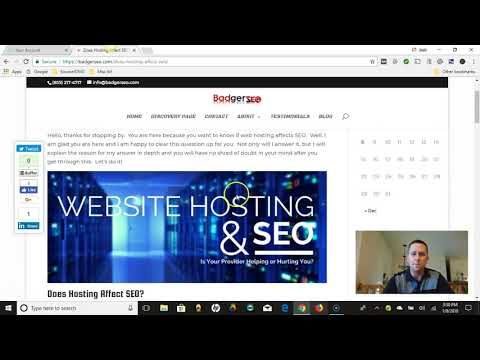 Does Hosting Affect SEO – Get Your Answer Here