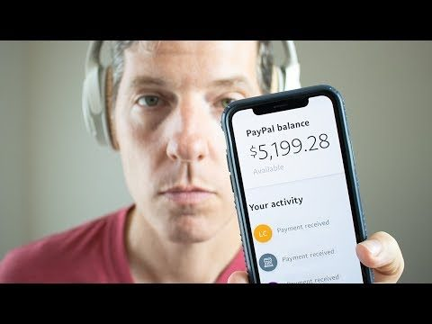 Earn PayPal Money Instantly LISTENING TO MUSIC – Make Money Online For Free