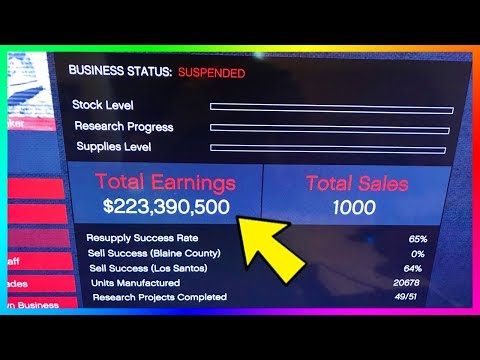"""GTA Online SOLO """"Lone Wolf"""" Money Making Guide – 11 Tricks To Make The Most Money Possible SOLO!"""