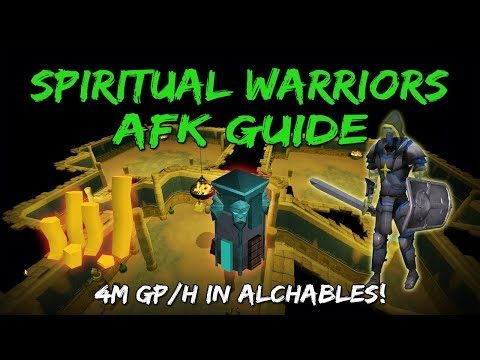 High Level AFK Money Making Guide [Runescape 3]
