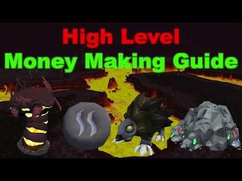High Level Money Making Guide 2019 [RuneScape 3]