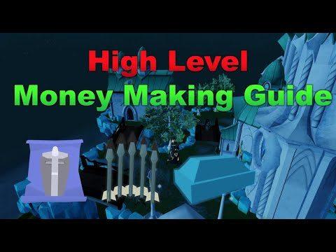 High Level Money Making Guide [RuneScape 3] 2019