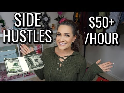 Highest Paying SIDE HUSTLES of 2019   EASY WAYS TO MAKE MONEY FROM HOME 2019