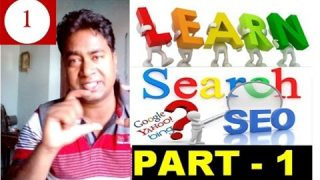 Learn SEO – Search Engine Optimization for Blog/Website !! Tutorial – 1