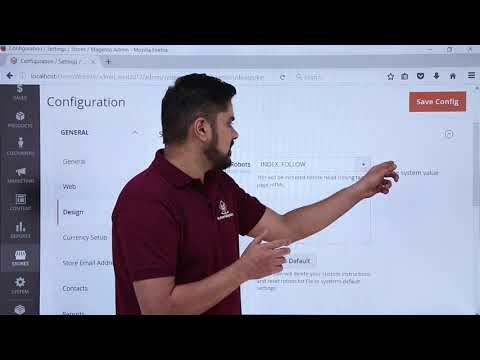 Magento – Search Engine Optimization