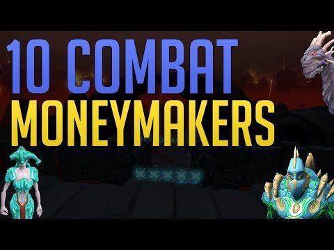 Runescape 3 – 10 Amazing Combat money making methods