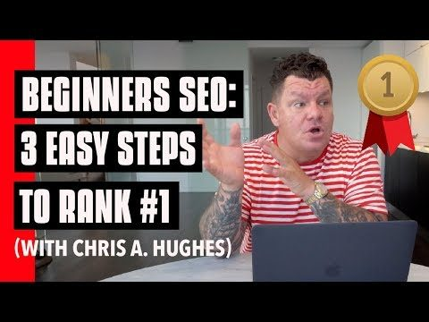SEO For Beginners: 3 SEO Tips to Rank #1 on Google