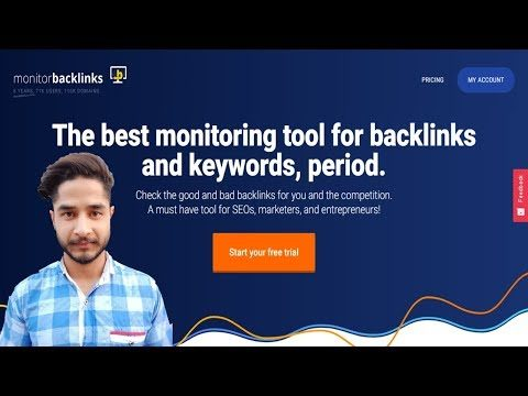 SEO – Part 82 | Monitor BackLinks – The Best Backlinks Checker – SEO Tool to Rank #1 in Google
