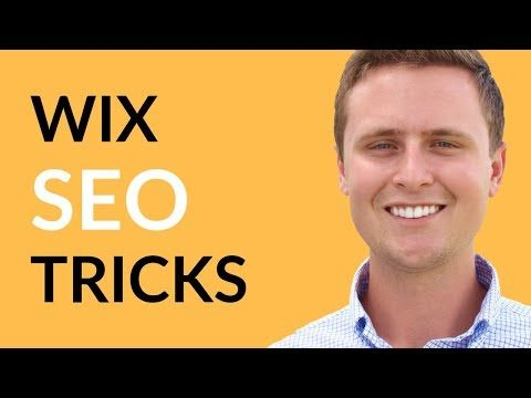 Wix SEO – How To Setup Wix SEO