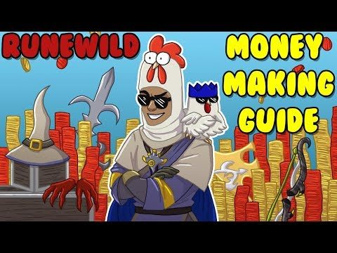 RuneWild RSPS Money Making Guide – Fast & Easy! – GIVEAWAY (5 Winners!)
